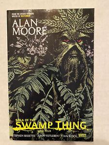 Saga Of The Swamp Thing :Book Four DC/Vertigo TPB Slan Moore