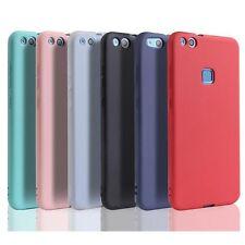 Coverkingz Huawei P10 Lite COQUE Soft Case Mat Ultra Mince Bleu Rouge Noir TPU