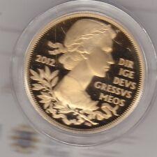 In scatola placcato in oro 2012 Giubileo di diamante Argento Proof £ 5 CORONA