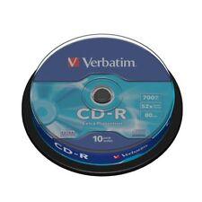 CD-R Verbatim para ordenadores y tablets