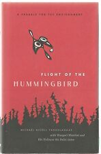 Flight of the Hummingbird by Michael Nicoll Yahgulanaas, Dalai Lama hb dw 2008
