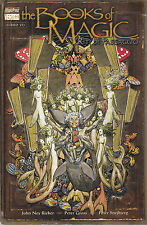 fumetto The BOOKS of MAGIC libro VI - Riti di passaggio - ed. Magic Press