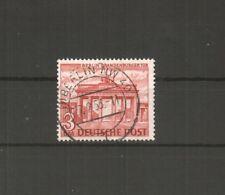 H19790 Berlin  Mi. Nr. 59  mit WZ X ( fallend ) gestempelt  geprüft BPP