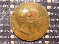 MEDAGLIA BRONZO 20 SETTEMBRE 1870-1895 OTTOBRE 1870 ROMA