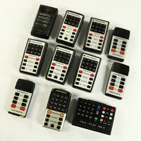 Grundig Tele - Pilot Konvolut Fernbedienung TV Fernseher Vintage Control 60-80er