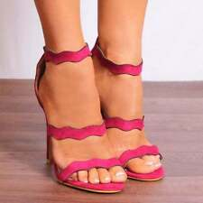 Women's No Pattern Synthetic Stiletto Sandals & Beach Shoes