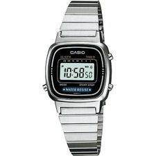 Casio Collection Retro Digital Ladies Watch LA670WEA-1EF