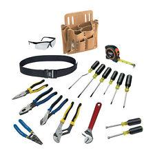 Klein Tools 80118 Journeyman Tool Set 18 Piece Assortment