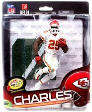 McFarlane NFL 34 Jamaal Charles Action Figure Collector Level Variant - Loose