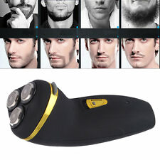 Triple-Head Rechargeable Men's Cordless Rotary Electric Shaver Razor Trimmer L1