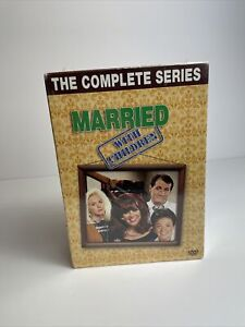 Brand NEW SEALED Married With Children: The Complete Series (DVD, 2011, 32-Disc)