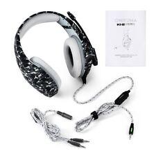 ONIKUMA K1 3.5mm Mic Stereo Gaming Headset Headphone for MAC Laptop PS4 Xbox One
