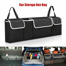 Car Trunk Organizer Oxford Interior Accessories Back Seat Storage Bag 4 Pocket Fits 2007 Sportage