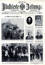Die Entdeckung des Nordpols Dr.Cook Bilder der Woche Sonntag 12.September 1909