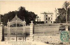 CPA Montelimar - La Begude de Mazenc - Le Chateau (369433)