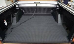Ford Ranger Wildtrak X Px3 2012-2021 Black Rubber Tub Mat Liner Trim Boot Lip
