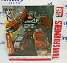 "Transformers Masterpiece SOUNDWAVE ""Year of the Goat"" Platinum Edition NEW"