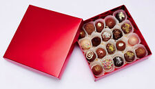 Assorted Chocolate Truffles Balls for Gift - Handmade - Pack of 20 pcs