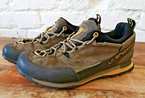 LA SPORTIVA Boulder X Approach Hiking Walking Boots Vibram Soles Mountain UK 9.5