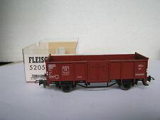 Fleischmann HO 5205 Hochbordwagen 884 262 DB (CC/010-9S8/3)
