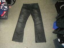 """LTB JEAN BOOTCUT taille 32 """"jambe 30"""" noir délavé dames jeans"""