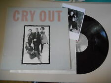 "LP Indie Cry Out - Same / Untitled 12"" (4 Song) STUDIO 88 / LINGO REC Pressphoto"