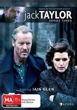 Jack Taylor : Series 3 (DVD, 2016, 3-Disc Set)