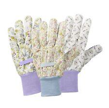BRIERS Julie Dodsworth 3er Set Garten Jäte Handschuhe Lavendel Blumen Baumwolle