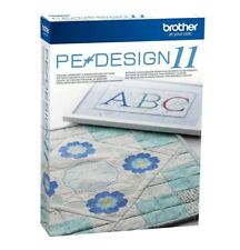 Brother Pe-Design 11 Full Version Embroidery Sew Software â­� Instant Delivrey â­�
