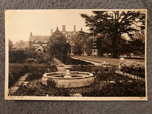 Sidcup Place, Kent. RPPC