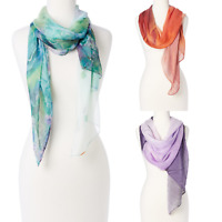 New Fashion Women Soft Scarf Wrap Shawl Ladies Scarves Long Hair  Neck Stole USA