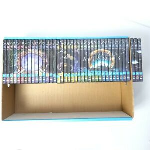 Stargate SG 1 the DVD collection episodes 43 to 81 boxed set season 6 to 10