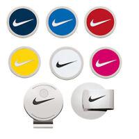 Nike Golf Swoosh Hat Clip & Ball Marker