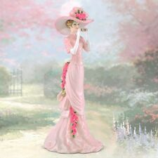 Looking for a Cure Inspirations of Hope Figurine Thomas Kinkade BCA
