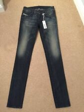 Diesel Slim, Skinny L34 Jeans for Women