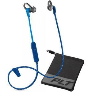 Plantronics BackBeat Fit 305 - Blue - Wireless Bluetooth Sweatproof, Headphones