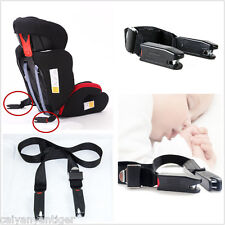 1.7 Car Baby Safe Seat Strap Isofix Soft Link Seat Belt Adjustable Anchor Holder