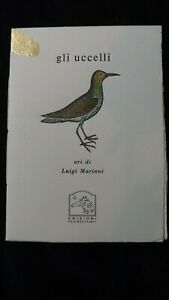 Gli uccelli Ori di Luigi Mariani Testo Messiaen Ediz Pulcinoelefante 2016 18 cop