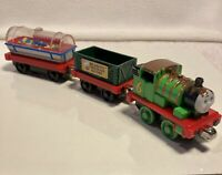 Percy's Sweet Special  - Thomas & Friends Take N Play Along Diecast Trains