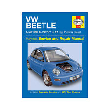 VW Beetle April 1999 to 2007 Haynes Manual Petrol & Diesel