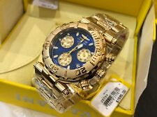 25799 Invicta Subaqua Noma I Next Gen Swiss Quartz Chrono Gold-P Bracelet Watch