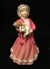 Royal Doulton Figurine MY FIRST FIGURINE HN 3424