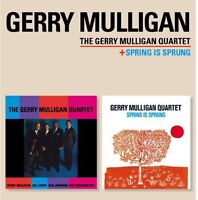 Gerry Mulligan - Gerry Mulligan Quartet / Spring Is Sprung [New CD] Spain - Impo