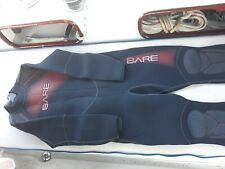 Xl Bare 5mm Full Scuba Suit in good condition. With hood.