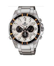 Casio Edifice EFR-534D-7A Steel Chronograph Analog Mens Watch EFR-534 WR 100m