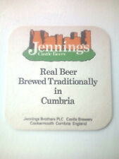 Vintage JENNINGS / CASTLE BREWERY - DERWENT WATER Cat No'14 Beermats / Coasters
