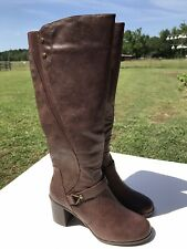 Easy Street Format Boot Womens (Size 8.5M) Brown
