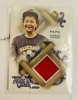 2020 Topps Allen & Ginter MARIA PEPE Full Size RELIC Baseball Pioneer