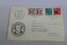 Schweizer Pro Juventute-Briefmarken als Ersttagsbrief