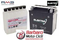 BATTERIA ELEKTRA YTX14-BS  MOTO SCOOTER QUAD HONDA XLV HONDA ST